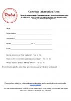 Customer Information Form 3_18_18